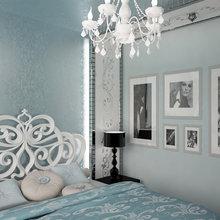 Фото из портфолио Спальня для Снежной королевы – фотографии дизайна интерьеров на INMYROOM