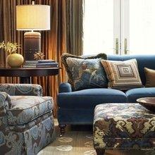 Фотография: Гостиная в стиле Классический, Современный, Декор интерьера, Декор дома, Ковер – фото на InMyRoom.ru