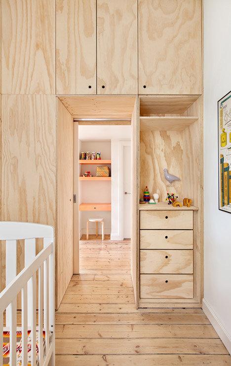 Фотография: Детская в стиле Эко, Советы, квартира в Мельбурне – фото на InMyRoom.ru