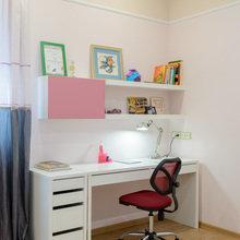 Фото из портфолио Детская с пионами – фотографии дизайна интерьеров на INMYROOM
