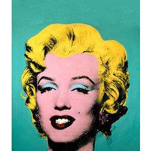 Картина (репродукция, постер): Marilyn Monroe No.1 (1967) - Энди Уорхол