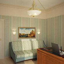 Фотография: Офис в стиле Классический, Квартира, Дома и квартиры, Москва – фото на InMyRoom.ru