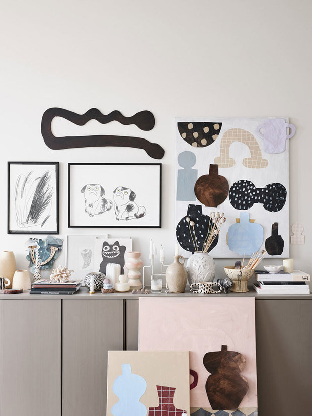 Фотография: Декор в стиле Скандинавский, Современный, Декор интерьера, Квартира, Швеция, Белый, Стокгольм – фото на INMYROOM