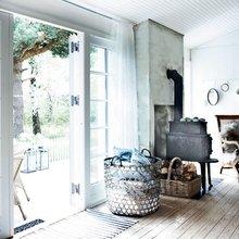 Фото из портфолио Коттедж в Северной Зеландии с нотками РЕТРО – фотографии дизайна интерьеров на InMyRoom.ru