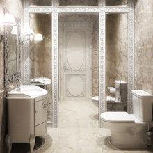 Фото из портфолио Квартира в светлых тонах – фотографии дизайна интерьеров на InMyRoom.ru