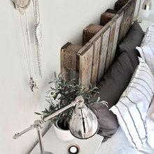 Фотография: Спальня в стиле Скандинавский, Декор интерьера, DIY, Мебель и свет – фото на InMyRoom.ru
