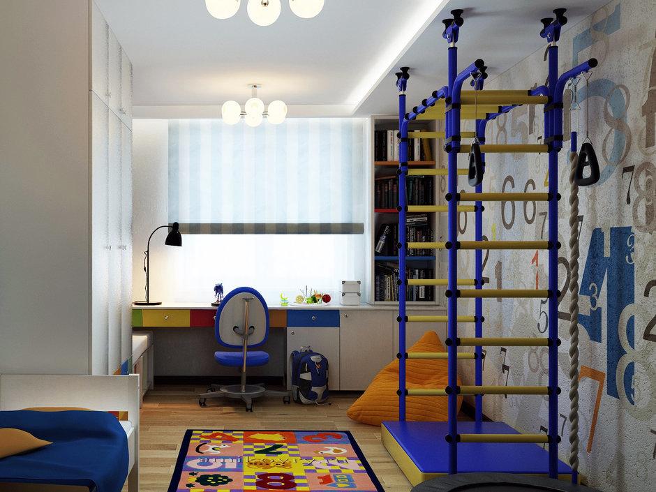 Фотография: Детская в стиле Современный, Декор интерьера, Квартира, Calligaris, Дома и квартиры, IKEA, Проект недели – фото на InMyRoom.ru