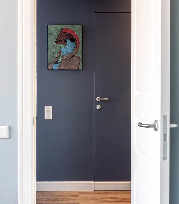 Фотография: Прихожая в стиле Современный, Малогабаритная квартира, Квартира, Советы, Проект недели, Buro Brainstorm, 1 комната, до 40 метров – фото на INMYROOM