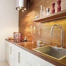 Фотография: Кухня и столовая в стиле Современный, Минимализм, Квартира, Дома и квартиры – фото на InMyRoom.ru