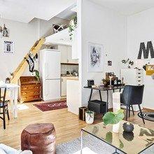Фото из портфолио Köpmangatan 2 – фотографии дизайна интерьеров на INMYROOM
