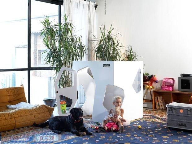 Фотография: Спальня в стиле Прованс и Кантри, Детская, Квартира, Дом, Советы, Barcelona Design – фото на InMyRoom.ru