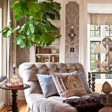 Фотография: Гостиная в стиле Современный, Восточный, Декор интерьера, Декор дома, Японский – фото на InMyRoom.ru