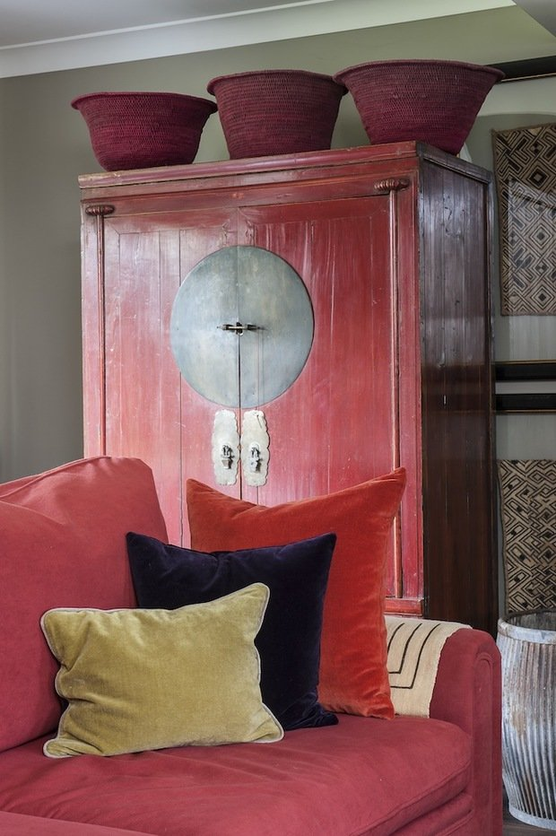 Фотография: Гостиная в стиле , Декор интерьера, Интерьер комнат, Проект недели – фото на InMyRoom.ru