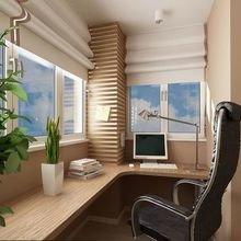 Фотография: Балкон в стиле Современный, Квартира, Планировки, Перепланировка, Переделка – фото на InMyRoom.ru