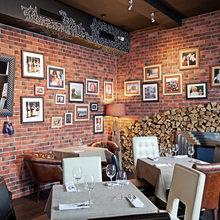 Фото из портфолио Ресторан МОСКВА-CITY,   Санкт-Петербург. Петроградская Набережная – фотографии дизайна интерьеров на INMYROOM