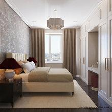 Фото из портфолио Квартира на ул.Ломоносовский проспект, Москва – фотографии дизайна интерьеров на INMYROOM