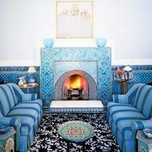 Фотография: Гостиная в стиле Восточный, Декор интерьера, Квартира, Дом, Декор – фото на InMyRoom.ru