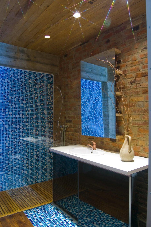 Фотография: Ванная в стиле Лофт, Дом, Дома и квартиры, Минимализм, Проект недели – фото на InMyRoom.ru
