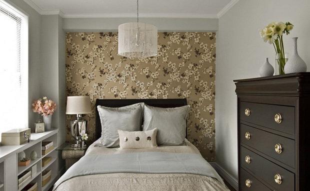 Фотография: Спальня в стиле Прованс и Кантри, Эклектика, Квартира, Советы, Ремонт на практике – фото на InMyRoom.ru