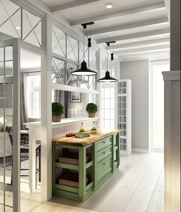 Фотография: Прихожая в стиле Прованс и Кантри, Декор интерьера, Квартира, Дом, Декор – фото на InMyRoom.ru