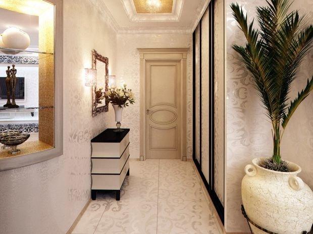 Фотография: Прихожая в стиле Классический, Декор интерьера, Малогабаритная квартира, Квартира, Дом – фото на InMyRoom.ru
