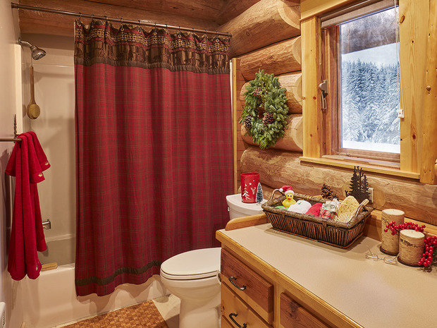 Фотография: Ванная в стиле Прованс и Кантри, Декор интерьера, Дом, Дача, Дом и дача – фото на InMyRoom.ru