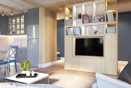 Недорогой дизайн квартиры