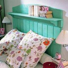 Фотография: Аксессуары в стиле Кантри, Спальня, Интерьер комнат – фото на InMyRoom.ru