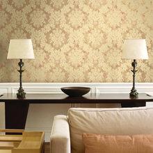 Фотография: Гостиная в стиле Классический, Декор интерьера, Декор дома, Обои – фото на InMyRoom.ru