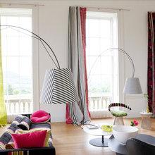 Фотография: Гостиная в стиле Современный, Декор интерьера, Дом, Дизайн интерьера, Цвет в интерьере – фото на InMyRoom.ru