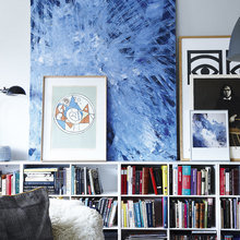 Фото из портфолио Доминирующий синий!!! – фотографии дизайна интерьеров на InMyRoom.ru