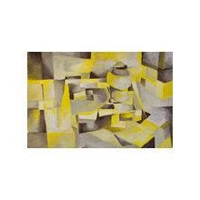 Картина (репродукция, постер): Modern space - Лиза Кракчиоло
