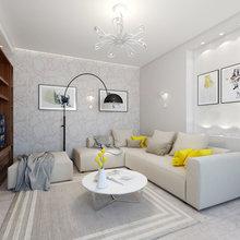 Фото из портфолио гостинная – фотографии дизайна интерьеров на INMYROOM