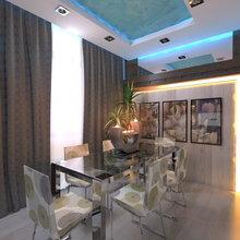 Фото из портфолио квартира для холостяка – фотографии дизайна интерьеров на InMyRoom.ru