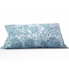 Подушка в гостиную: Морозные узоры