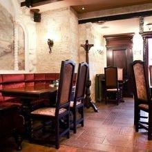 Фото из портфолио Ресторан BERLIN – фотографии дизайна интерьеров на INMYROOM