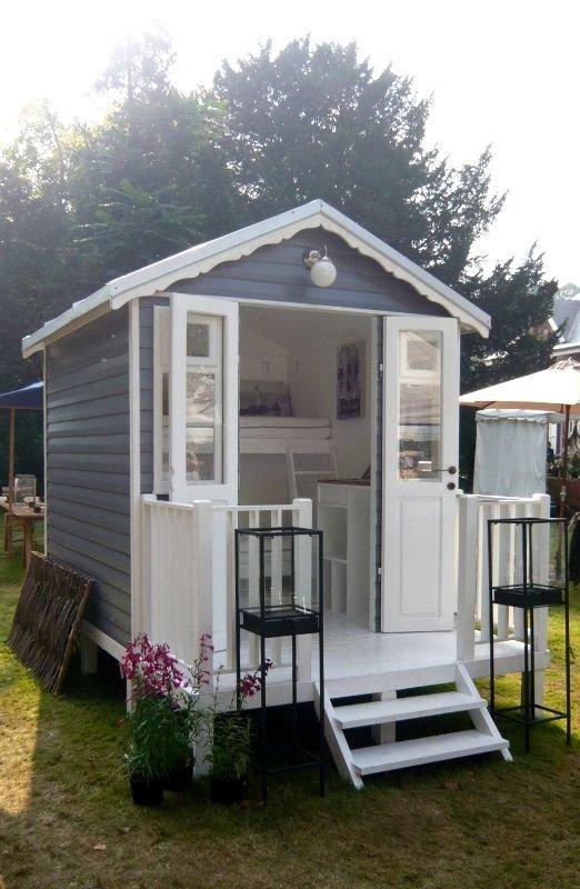 маленькие домики для дачи фото