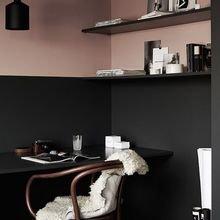 Фотография: Кабинет в стиле Скандинавский, Декор интерьера, Декор, Розовый – фото на InMyRoom.ru