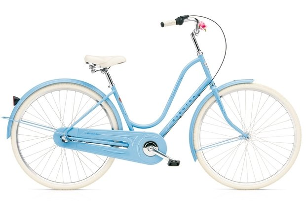 Б/у велосипед Electra Amsterdam 2011 г.
