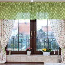 Фотография: Кухня и столовая в стиле , Интерьер комнат, Переделка – фото на InMyRoom.ru