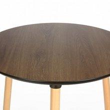 Обеденный стол Molasses с ножками из букового дерева