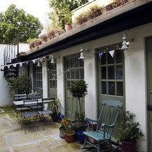 Фотография: Терраса в стиле Кантри, Дом, Дома и квартиры, Лондон – фото на InMyRoom.ru