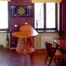 Фотография: Кухня и столовая в стиле Кантри, Современный, Квартира, Дома и квартиры – фото на InMyRoom.ru