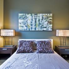 Фотография: Спальня в стиле Современный, Декор интерьера, Декор дома, Картина, Постеры – фото на InMyRoom.ru