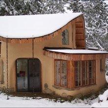 Фотография: Архитектура в стиле , Малогабаритная квартира, Дом, Дома и квартиры, дизайн маленького дома, маленькие дома фото, маленькие красивые дома, проекты маленьких домов – фото на InMyRoom.ru