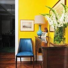 Фотография: Прихожая в стиле Кантри, Декор интерьера, Дизайн интерьера, Декор, Цвет в интерьере – фото на InMyRoom.ru