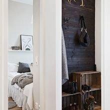 Фотография: Прихожая в стиле Скандинавский, Декор интерьера, Дом, Декор дома – фото на InMyRoom.ru