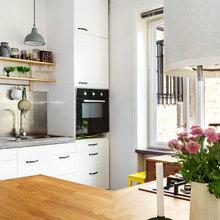 Фото из портфолио Falsterbogatan 20 – фотографии дизайна интерьеров на InMyRoom.ru