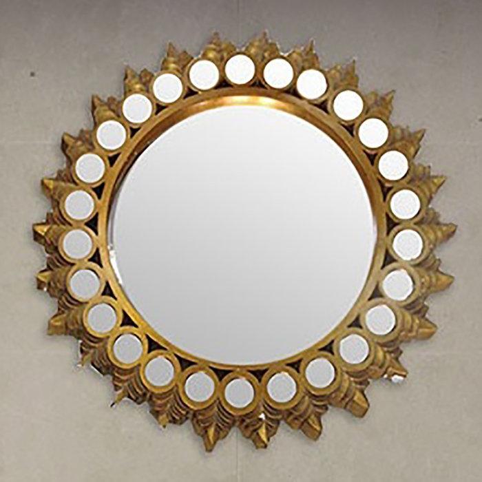 Зеркало в раме Cedric Gold