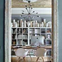Фото из портфолио Cтильный ретро - офис – фотографии дизайна интерьеров на INMYROOM